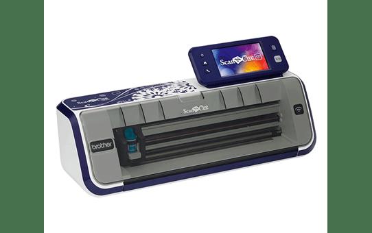 ScanNCut CM900 Schneidemaschine für Heim und Hobby 2