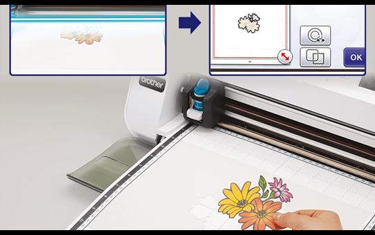 ScanNCut CM900 Schneidemaschine für Heim und Hobby 4