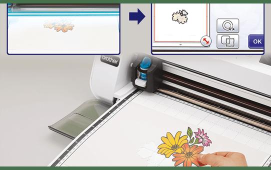 ScanNCut CM900 Macchina da taglio per hobbistica 4