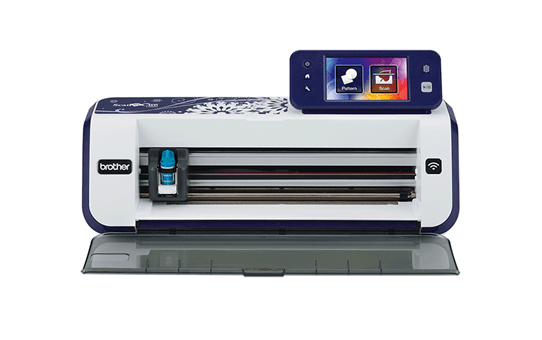 ScanNCut CM900 Machine de découpe & traçage personnelle