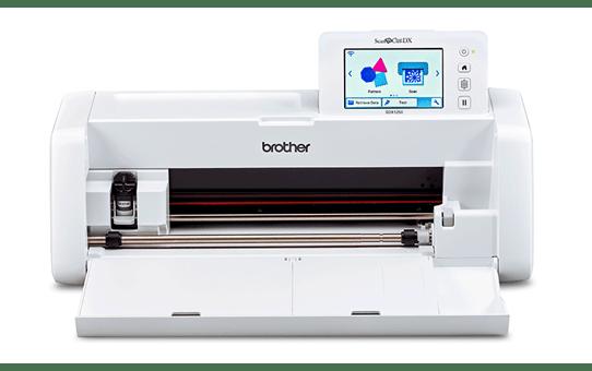 ScanNCut SDX1250 hobbysnijmachine 6