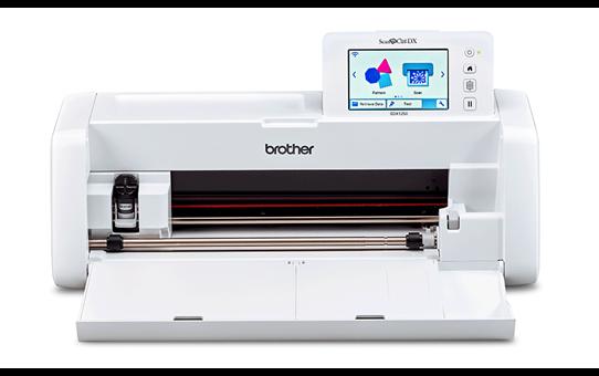 ScanNCut SDX1250 macchinahobbistica per taglio e scansione 6