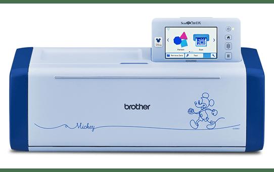 ScanNCut SDX2250D Hobbysnijmachine met ingebouwde scanner