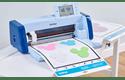 ScanNCut SDX2250D Hobbysnijmachine met ingebouwde scanner 2