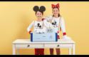 ScanNCut SDX2250D Disney macchinahobbistica pertaglio e scansione 3