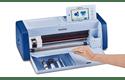 ScanNCut SDX2250D Hobbysnijmachine met ingebouwde scanner 7