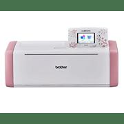 Tagliatrice bianca e rosa ScanNCut SDX CE