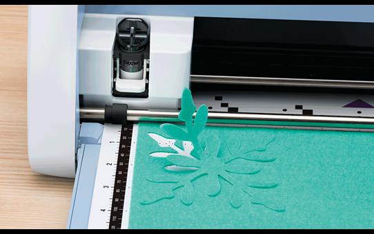 ScanNCut DX SDX1000 Machine de découpe & traçage personnelle 7