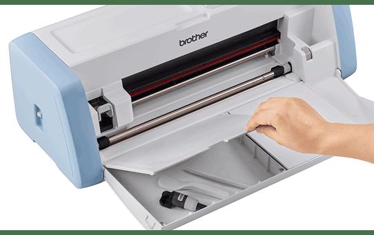 ScanNCut SDX1000 Machine de découpe & traçage personnelle  2