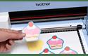 ScanNCut SDX1000 Machine de découpe & traçage personnelle  3
