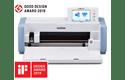 ScanNCut SDX1000 Schneidemaschine für Heim- und Hobbybereich
