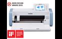 ScanNCut SDX1000 snijmachine voor thuis- en hobbygebruik