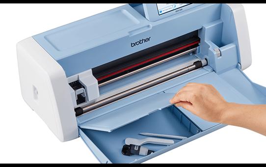 ScanNCut SDX1200 Machine de découpe & traçage personnelle  3