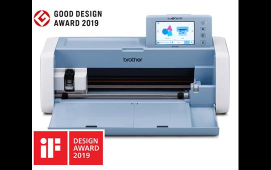 ScanNCut SDX1200 Snijmachine voor thuis- en hobbygebruik