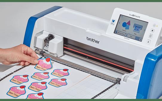 ScanNCut SDX2200D Disney Schneidemaschine für Heim und Hobby 7