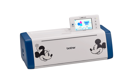 ScanNCut SDX2200D Disney Macchina da taglio per hobbistica