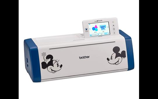 ScanNCut SDX2200D Disney Machine de découpe & traçage personnelle