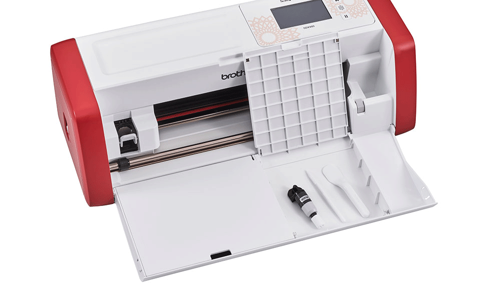 ScanNCut SDX900 Home and hobby cutting machine 4