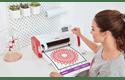 ScanNCut SDX900 Machine de découpe & traçage personnelle 12