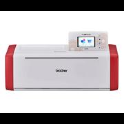 Machine de découpe ScanNCut SDX900 rouge et blanc