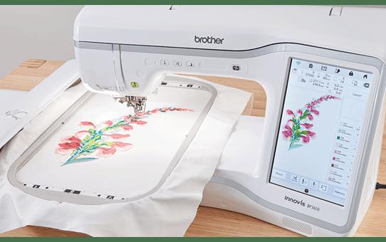 Innov-is BP3600 вышивальная машина  2