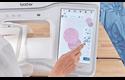 Innov-is BP3600 вышивальная машина  4