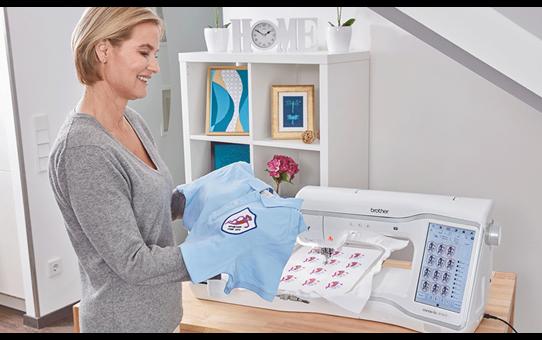 Innov-is BP3600 вышивальная машина  5