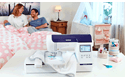 Innov-is F440E embroidery machine 7
