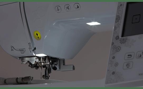 Innov-is NV880E home embroidery machine 9