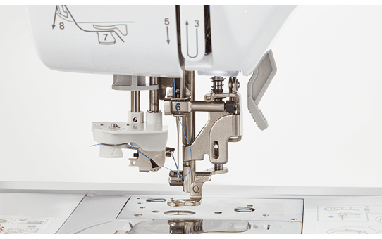 Innov-is M240ED embroidery machine 7