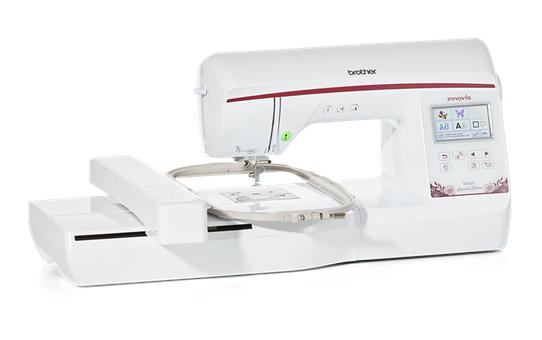 Innov-is NV870 Special Edition borduurmachine 2