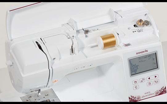 Innov-is NV870 Special Edition Stickmaschine 6