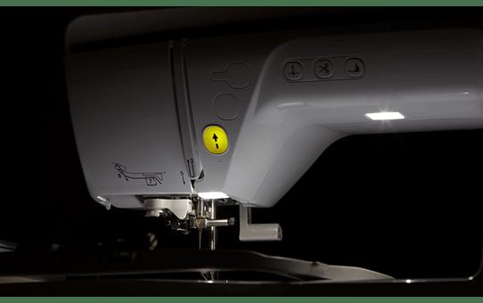 Innov-is NV870 Special Edition Stickmaschine 9
