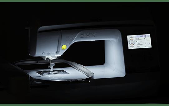 Innov-is NV870 Special Edition Stickmaschine 8
