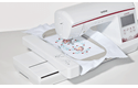 NV870 Special Edition embroidery machine 4