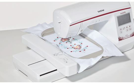 Innov-is NV870 Special Edition borduurmachine 4
