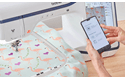 Innov-is Stellaire XE1 embroidery machine 3