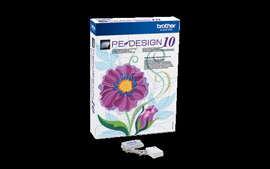 PE-Design 10 программное обеспечение для создания дизайнов вышивки