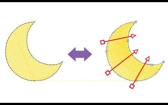 PE-Design 10 программное обеспечение для создания дизайнов вышивки  3