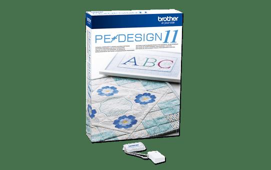 Logiciel de broderie PE-Design11