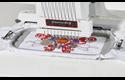 PR1050X профессиональная вышивальная машина 5