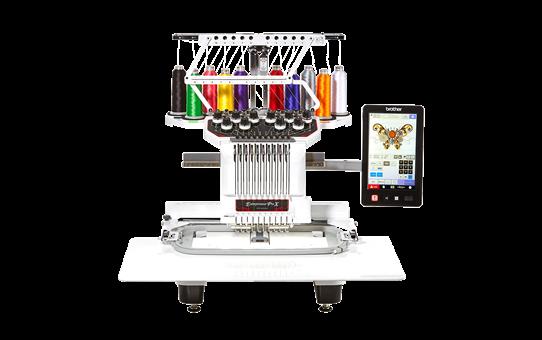 PR1050X профессиональная вышивальная машина