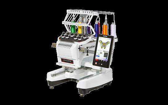 PR1050X профессиональная вышивальная машина 2