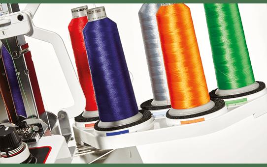 PR1050X профессиональная вышивальная машина 10