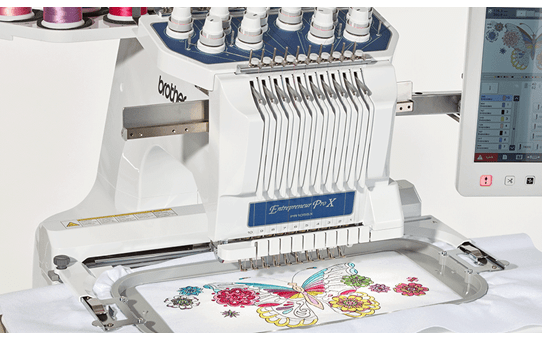 PR1055X borduurmachine 7
