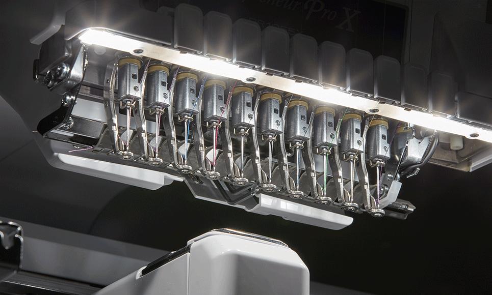 PR1055X Stickmaschine 8