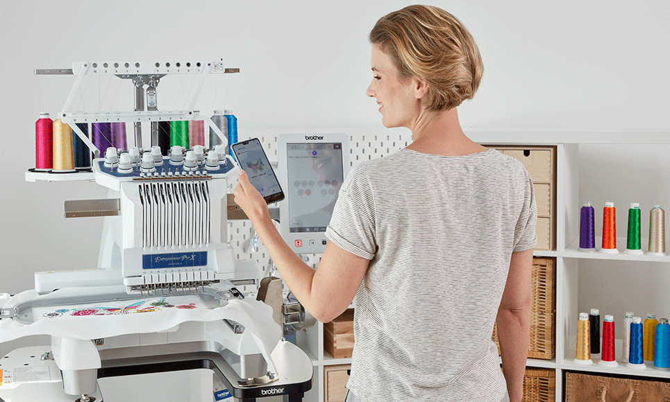 PR1055X borduurmachine 9