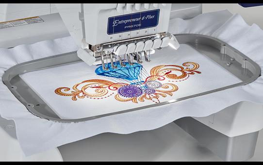 PR670E embroidery machine 6