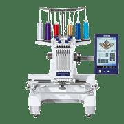 Entrepreneur PR670E semiprofessionele borduurmachine met 6 naalden