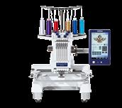 Machine à broder 6aiguilles PR670E pour usage semi-pro